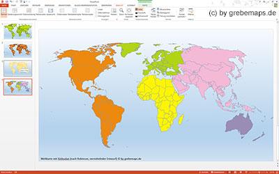 PowerPoint Weltkarte, Welt, Länder, Karte Welt, PowerPoint, Robinson, Mollweide, Gall, Eckart IV, Vektorkarte, Illustrator, Vectorkarte, AI, Karte für Illustrator, Landkarte, Länderkarte, Vektorformat, für Flyer, für Druck, Print, Druck, Flyer, InDesign, editierbar, Ebenen, Karte für Flyer, Karte für Print