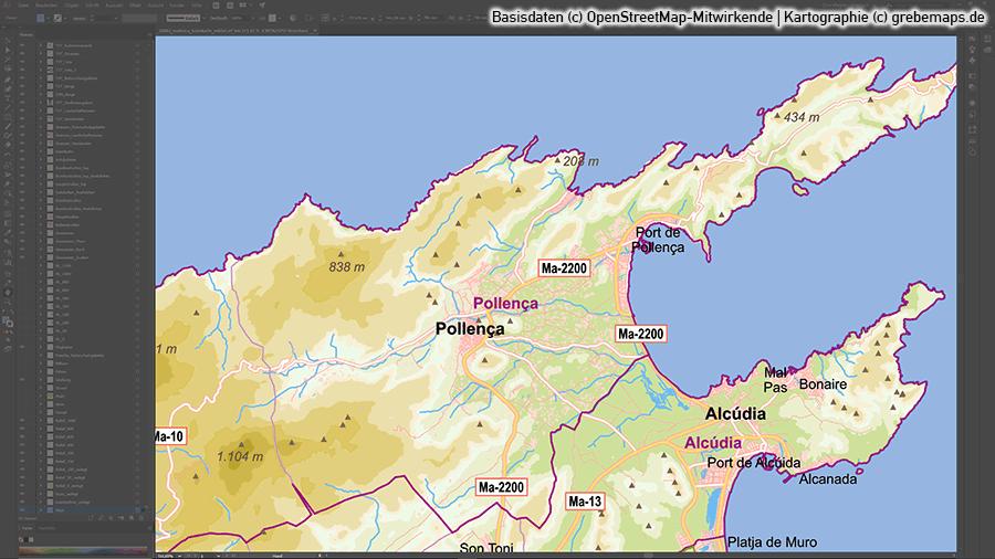 Karte Mallorca, Vektorkarte Mallorca, Inselkarte Mallorca, Übersichtskarte Mallorca, Basiskarte Mallorca, Karte Mallorca für touristische Zwecke, Karte Vektor Mallorca, Karte Mallorca Topographie, Karte Mallorca Höhenschichten, Karte Mallorca physisch, Karte Mallorca Gemeinden, Karte Mallorca Gemeindegrenzen, Karte Mallorca administrativ