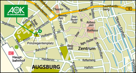 AOK Augsburg
