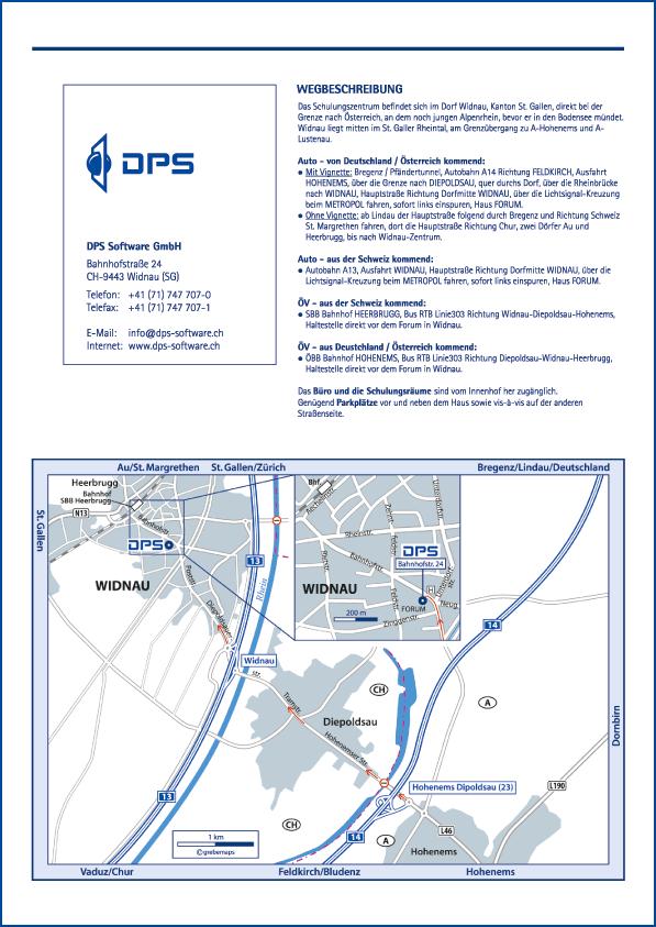 Karte Widnau (DPS)