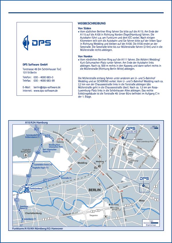 Karte Berlin (DPS)