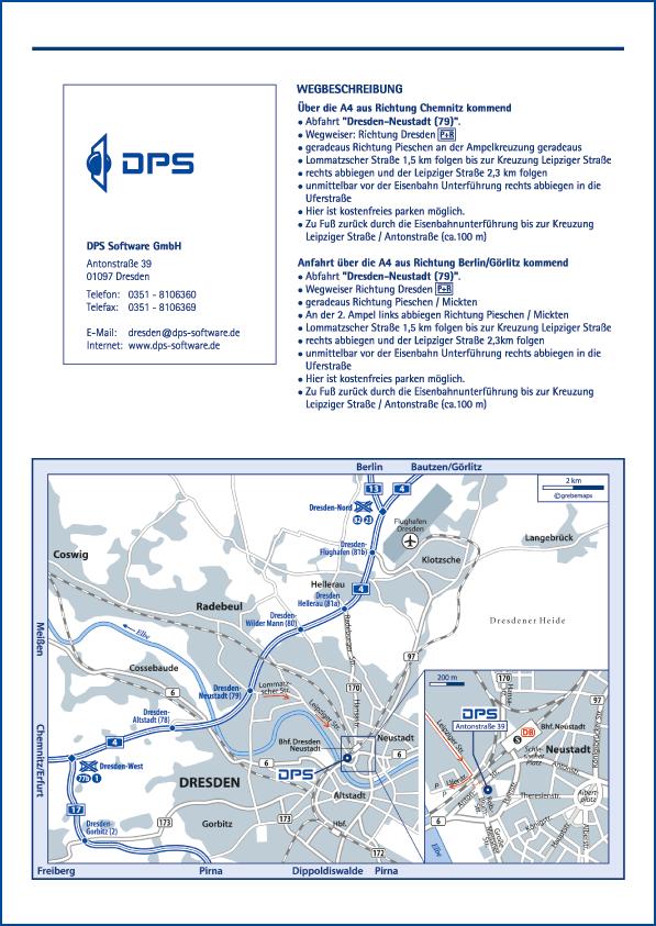 Karte Dresden (DPS)