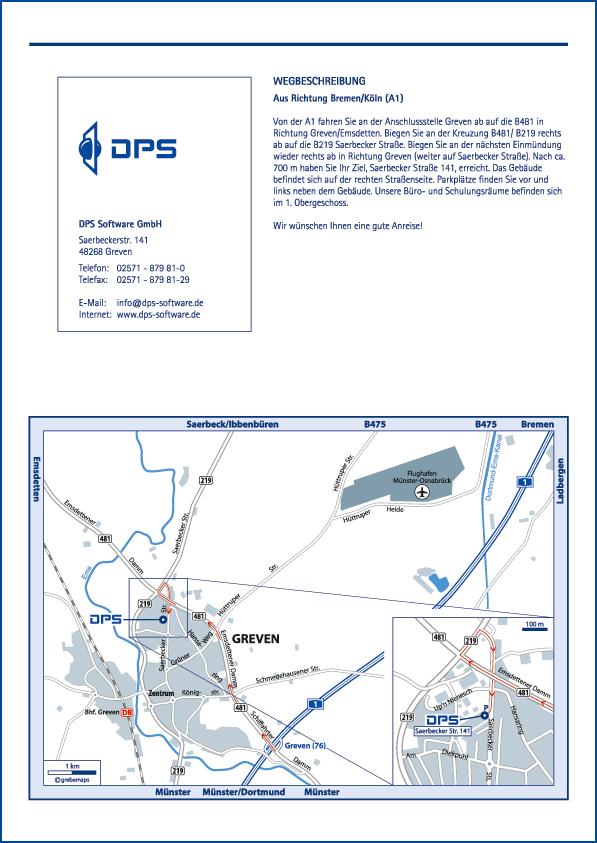 Karte Greven (DPS)