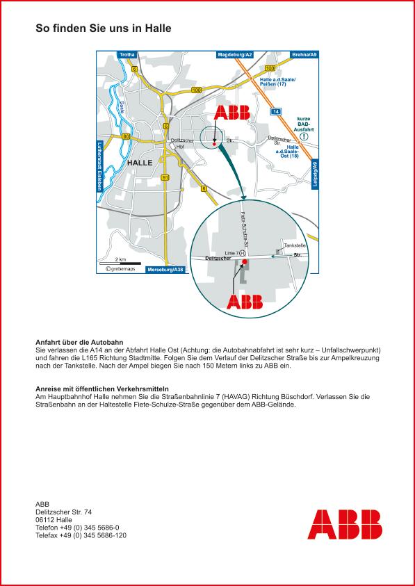 Karte Halle (ABB)