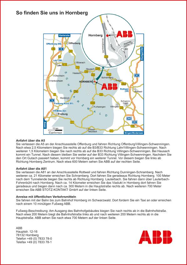 Karte Homberg (ABB)