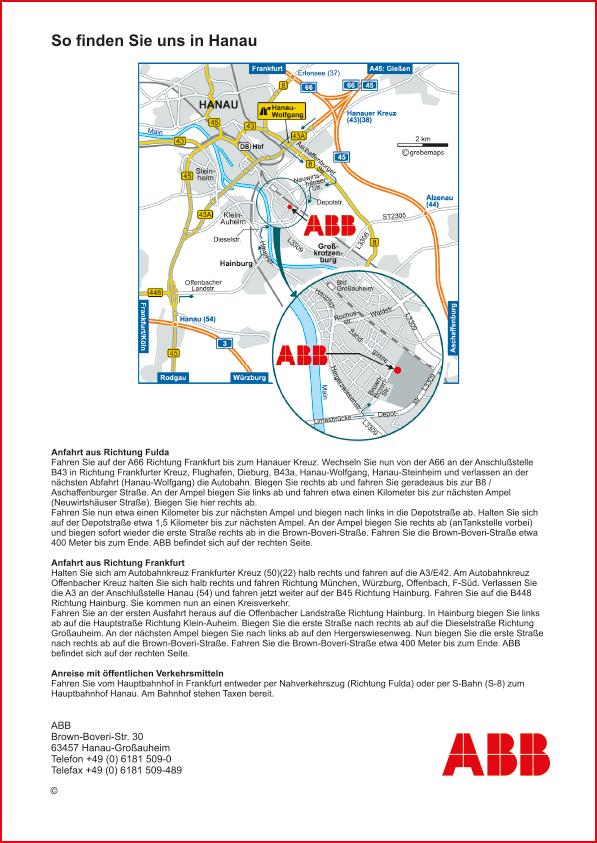 Karte Hanau (ABB)
