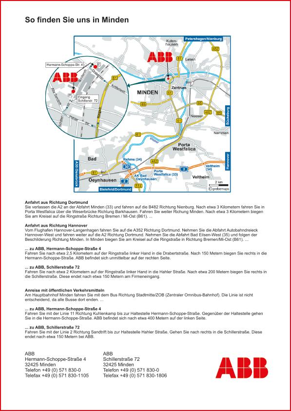 Karte Minden (ABB)