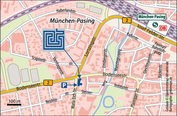 München, Bodenseestraße
