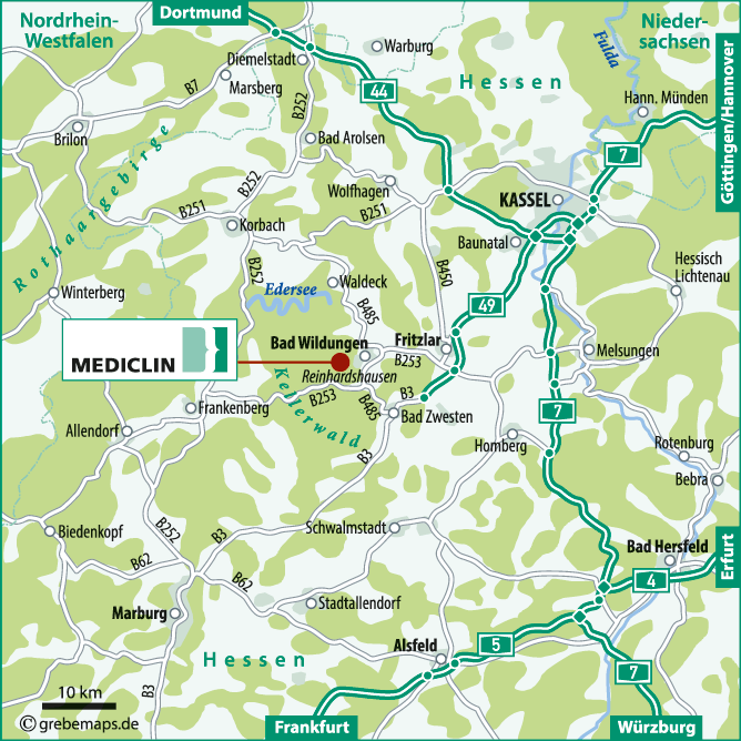 MediClin (Bad Wildungen-UEK)