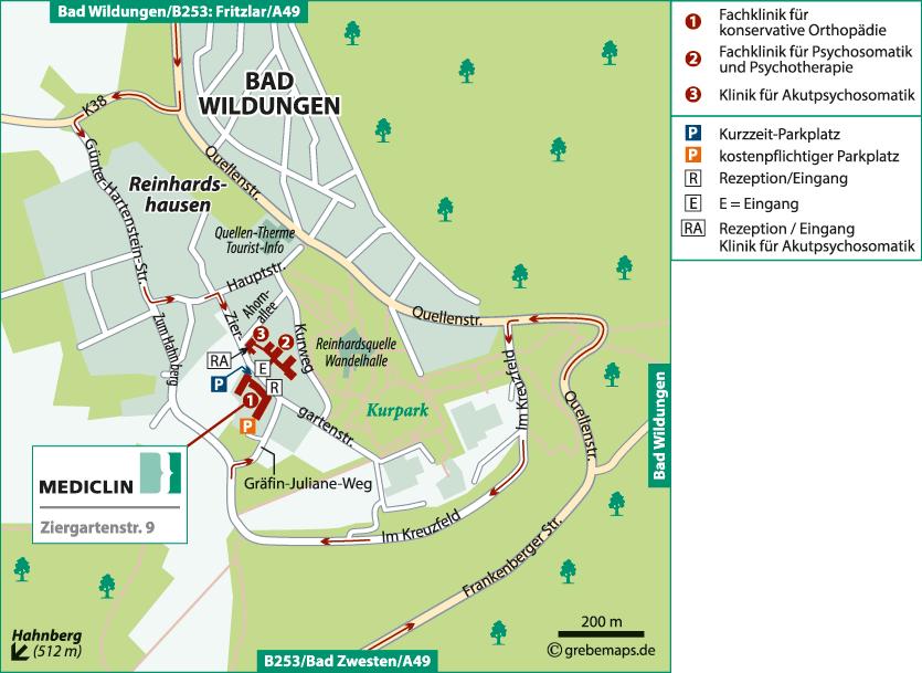 MediClin (Bad Wildungen-DK)