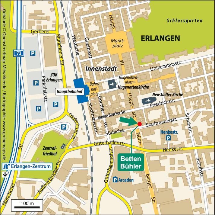 Betten Bühler (Erlangen)