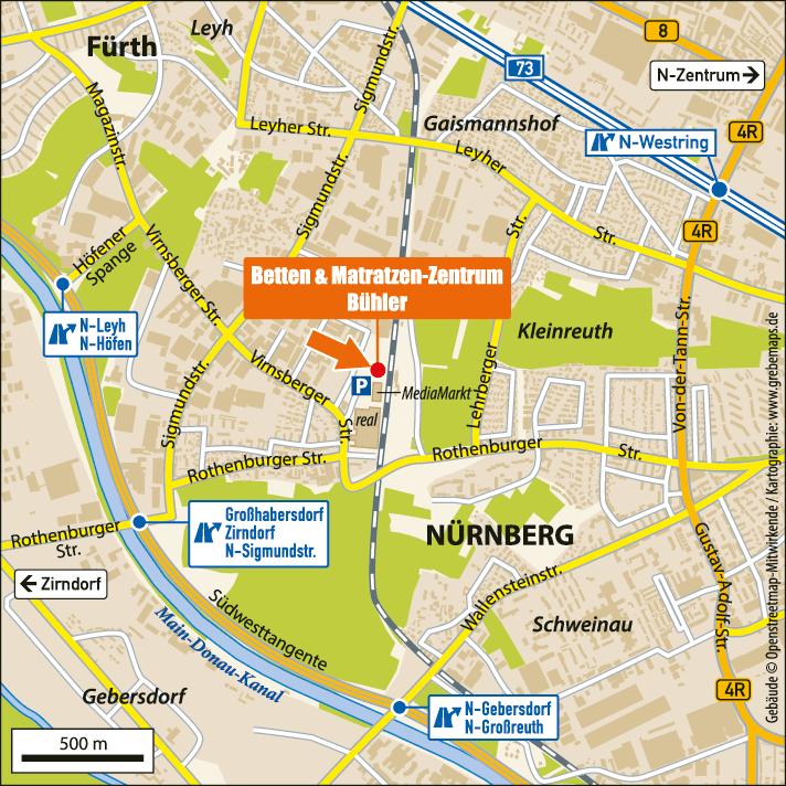 Betten Bühler (Nürnberg 1)