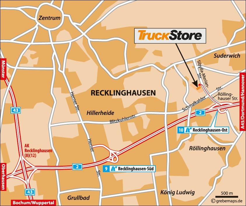 TruckStore Recklinghausen