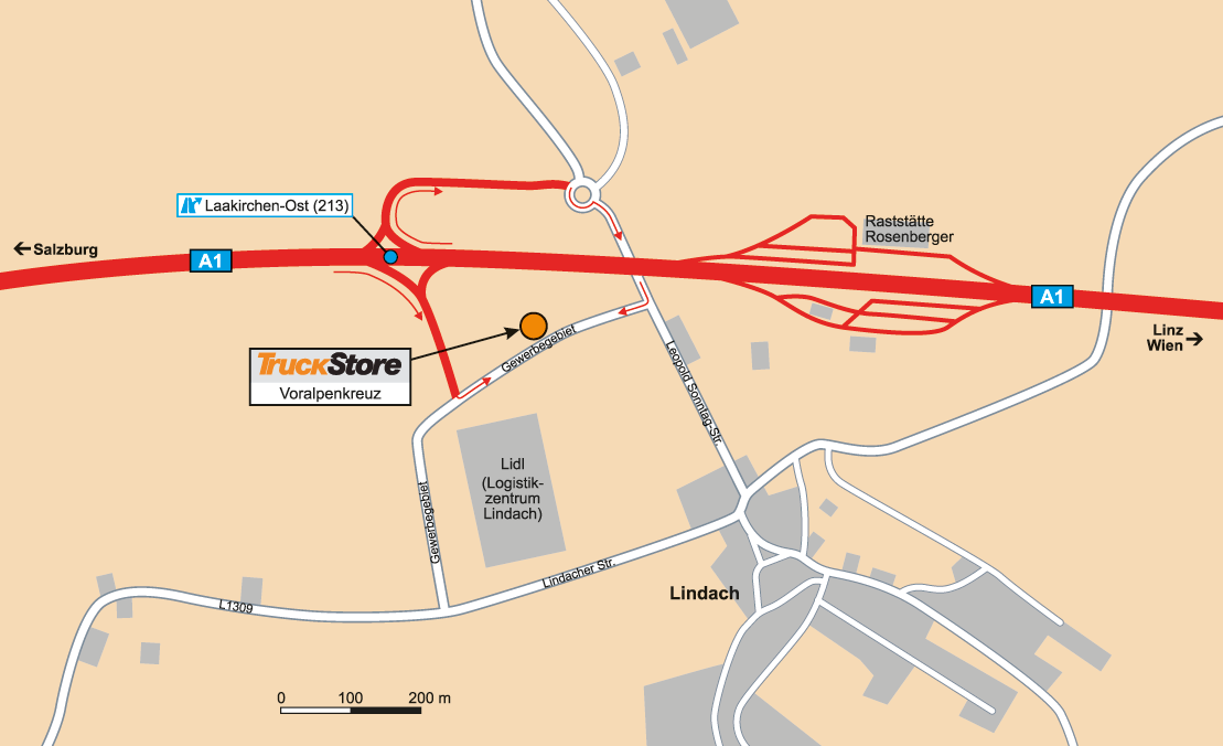 TruckStore Voralpenkreuz