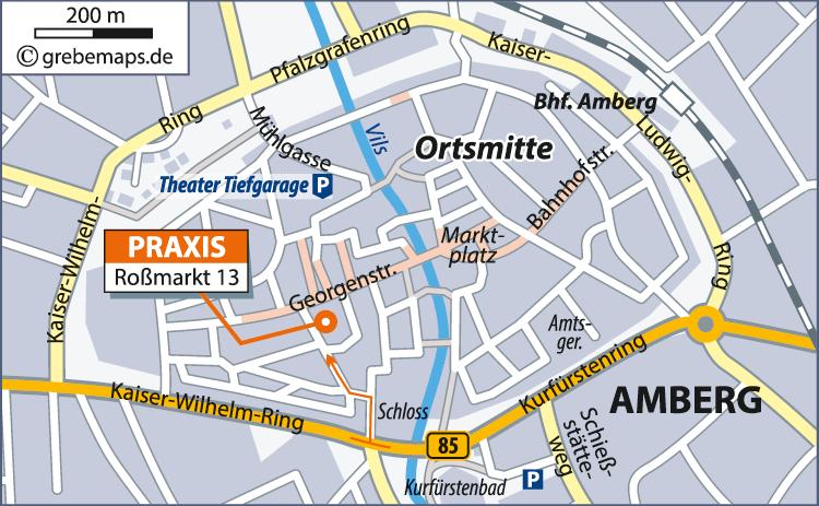 Amberg, Roßmarkt 13