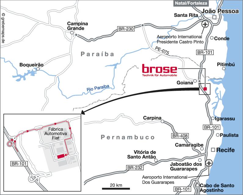 Karte BRA-Goiana (Brose)