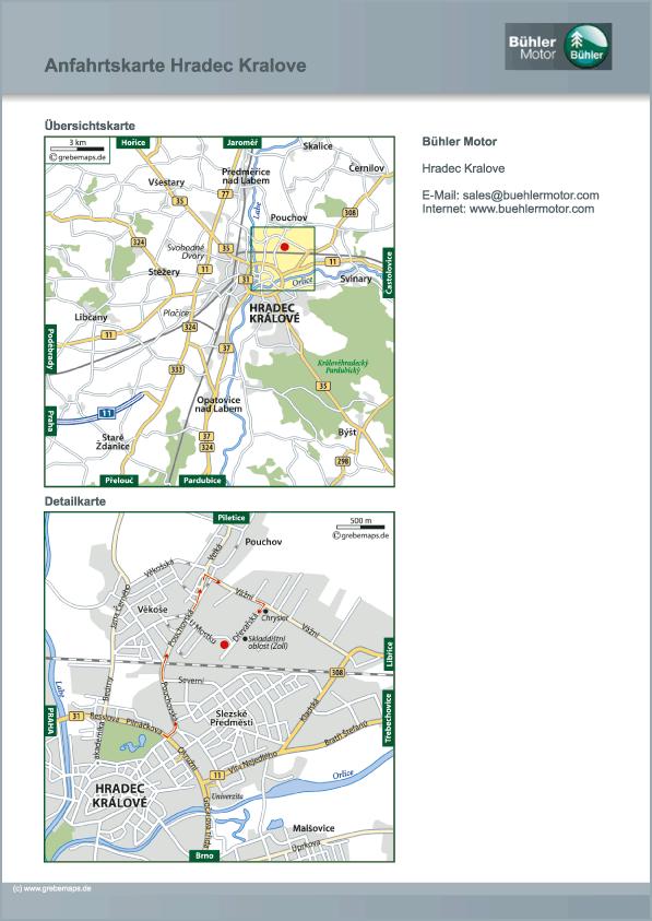 Karte Hradec Kralove (BM)