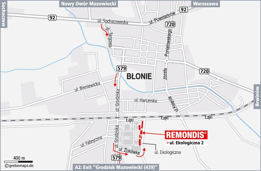 Remondis (PL-Blonie)