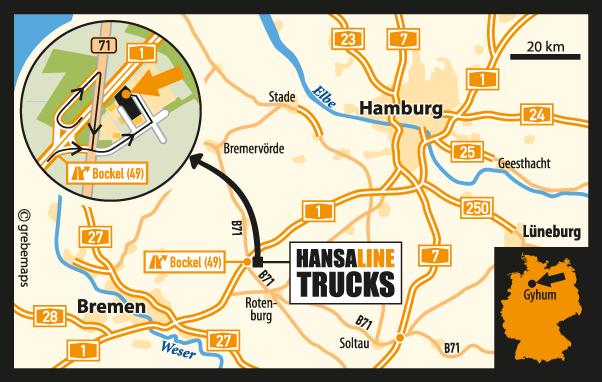 Hansaline Trucks (VK)