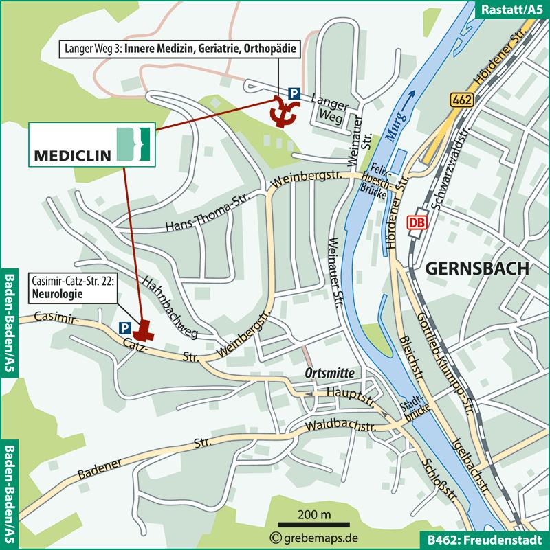 MediClin (Gernsbach)