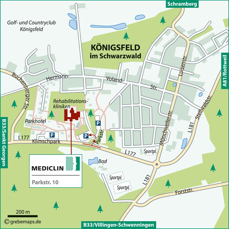 MediClin (Königsfeld)