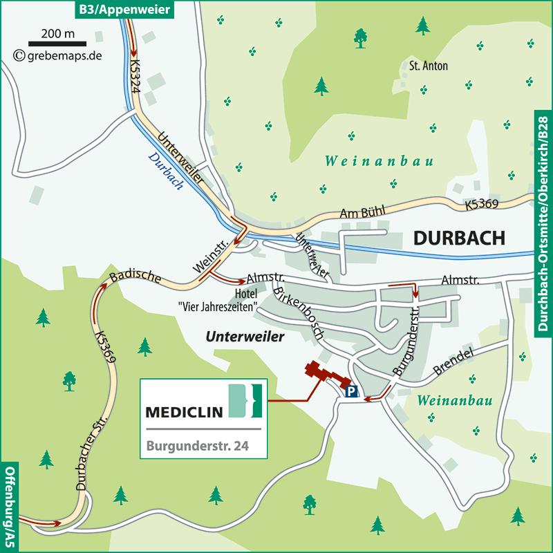 MediClin (Durbach)