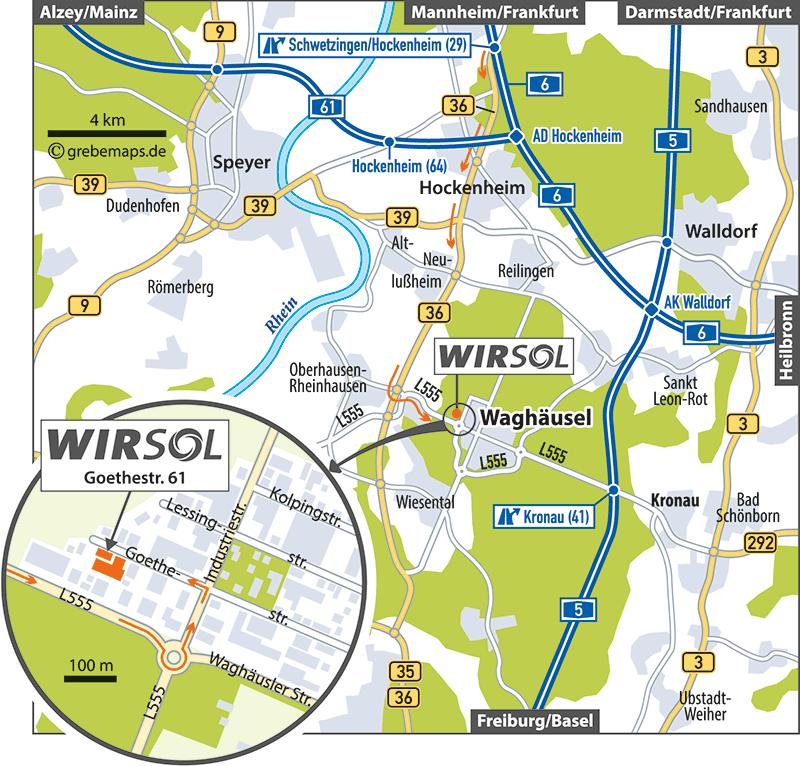 Wirsol (Waghäusel)