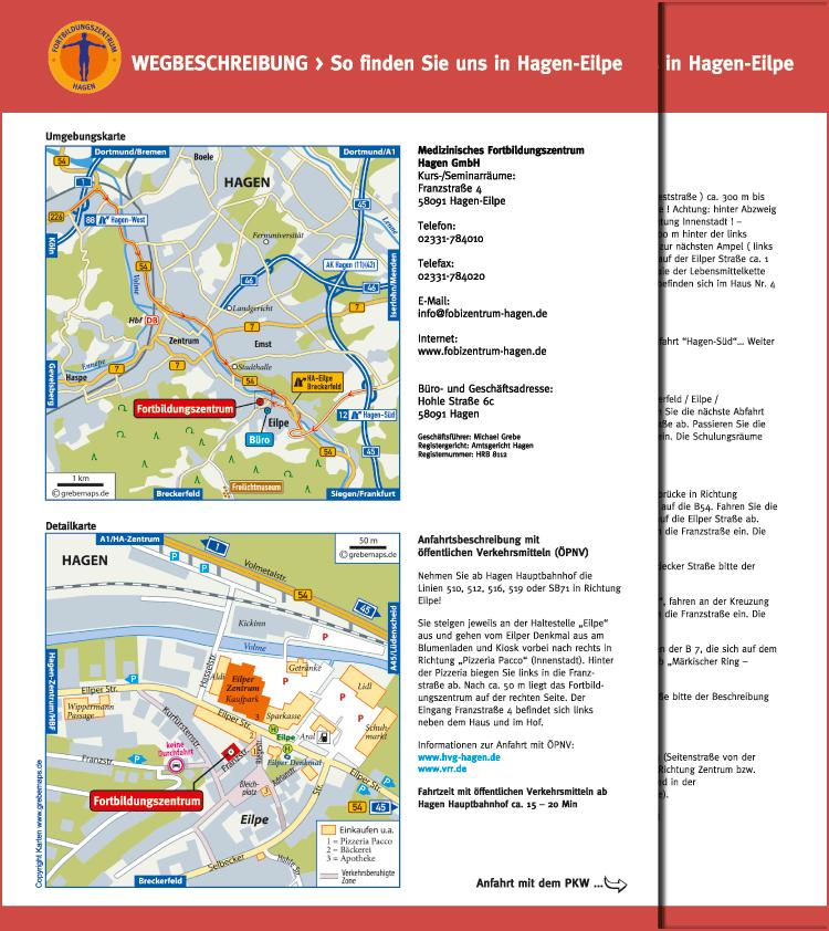 Med. Fortbildungszentrum Hagen