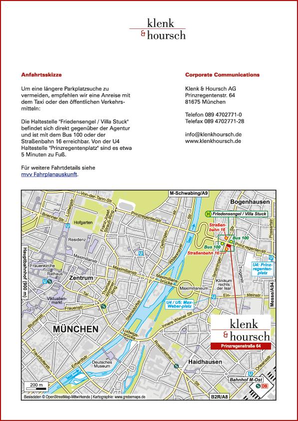 Klenk & Hoursch (München)