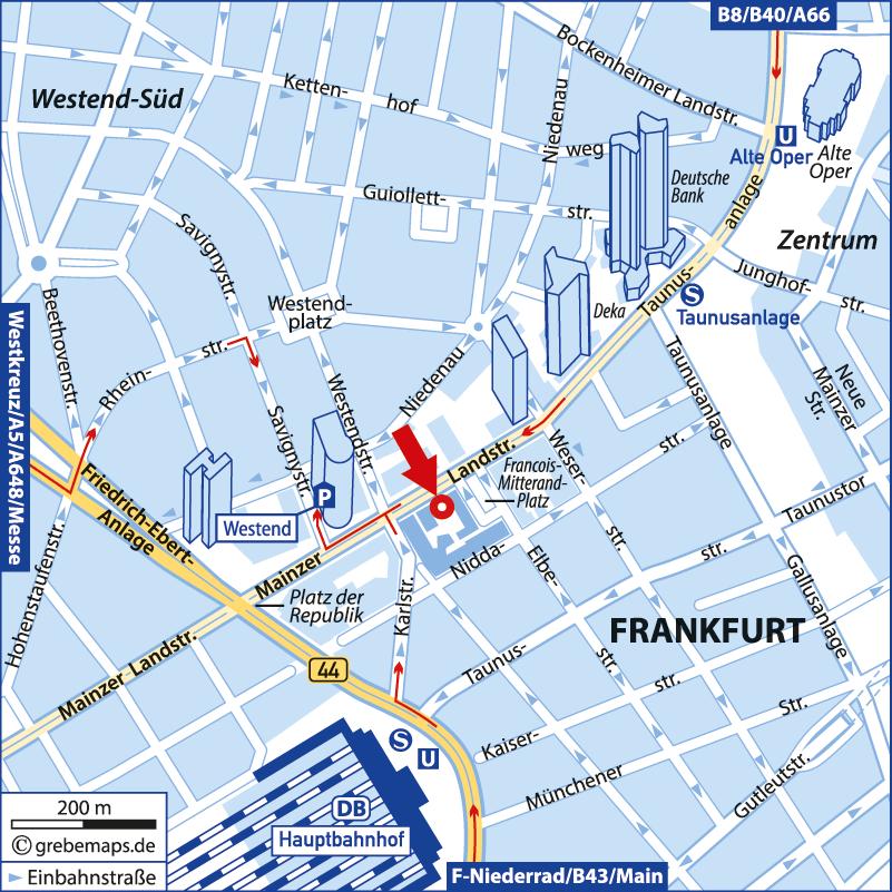 Frankfurt (Mainzer Landstraße)
