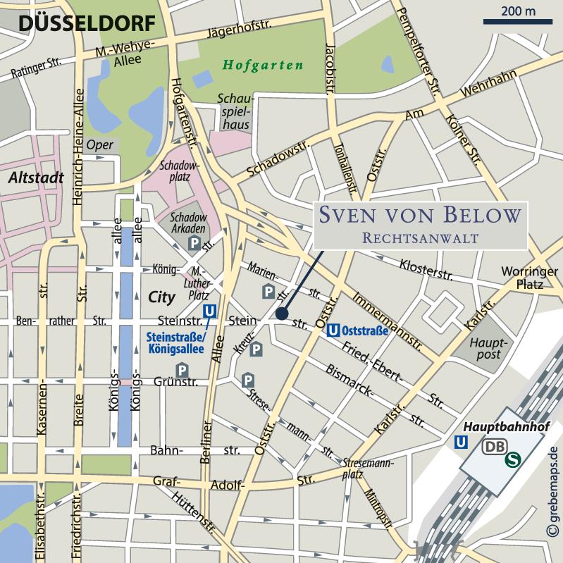Düsseldorf, Steinstraße