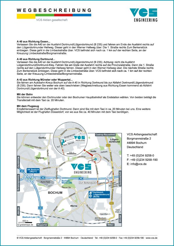 VCS AG (Bochum)