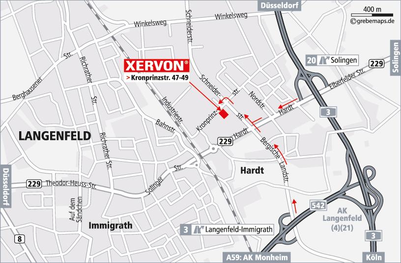 XERVON (Langenfeld)