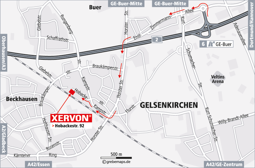 XERVON (Gelsenkirchen)