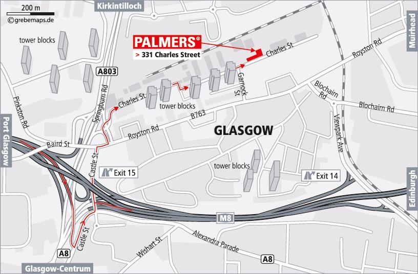 PALMERS (Glasgow)