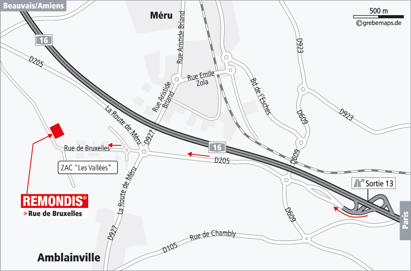 REMONDIS (F-Amblainville)