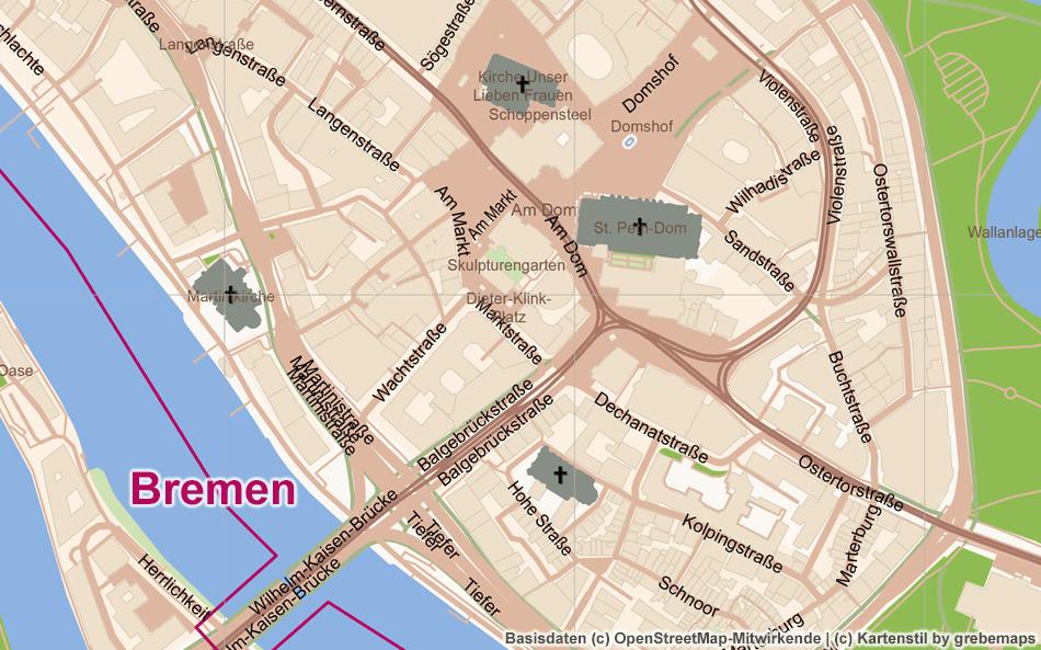 Instant-Karte (Bremen)