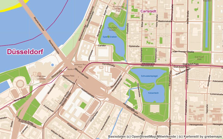 Instant-Karte (Düsseldorf)