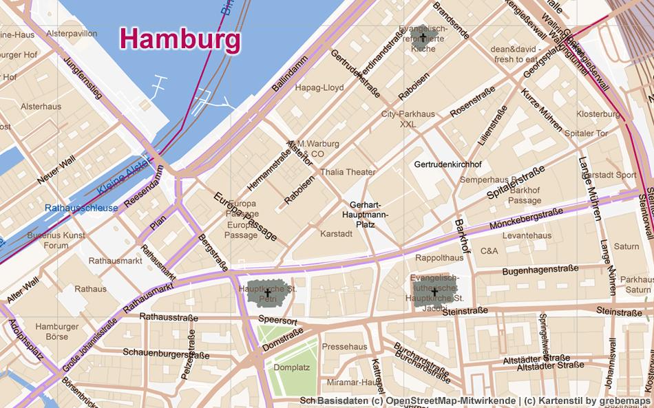 Instant-Karte (Hamburg)