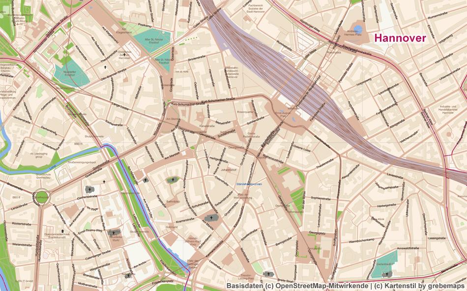 Instant-Karte (Hannover)