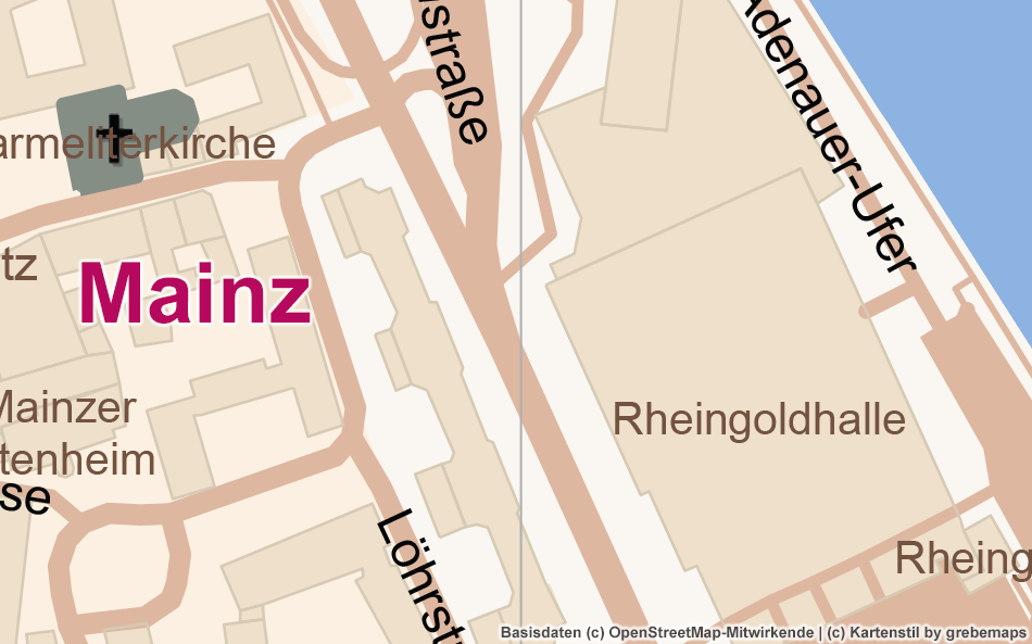 Instant-Karte (Mainz)
