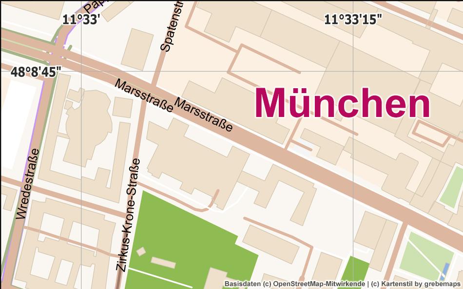 Instant-Karte (München)