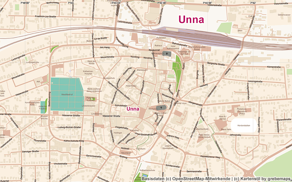 Instant-Karte (Unna)