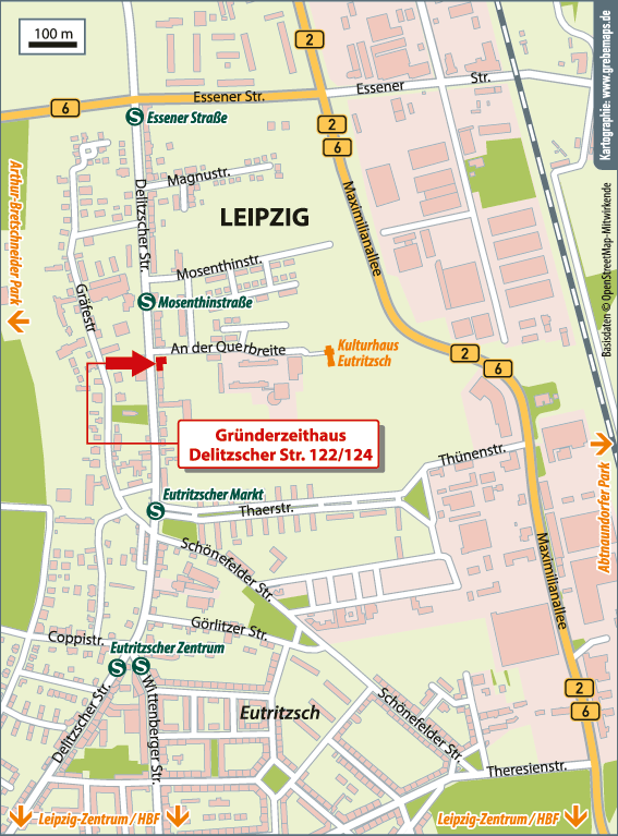 Leipzig (Delitzscher Straße)