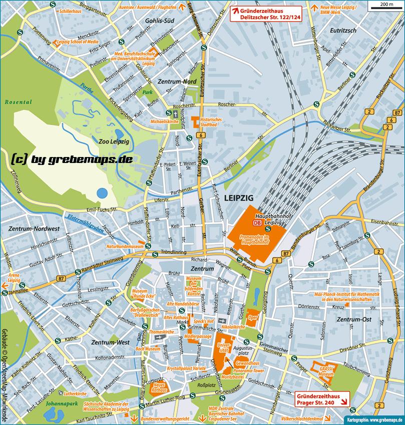 Leipzig-City