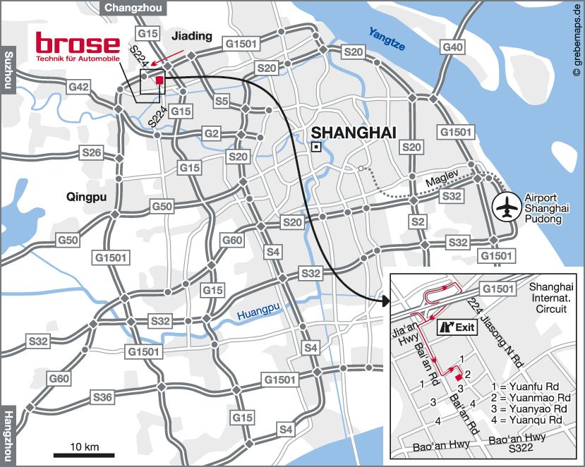 Brose (CHN-Shanghai)