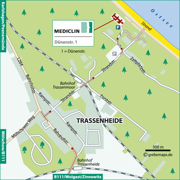 MediClin (Trassenheide-DK)