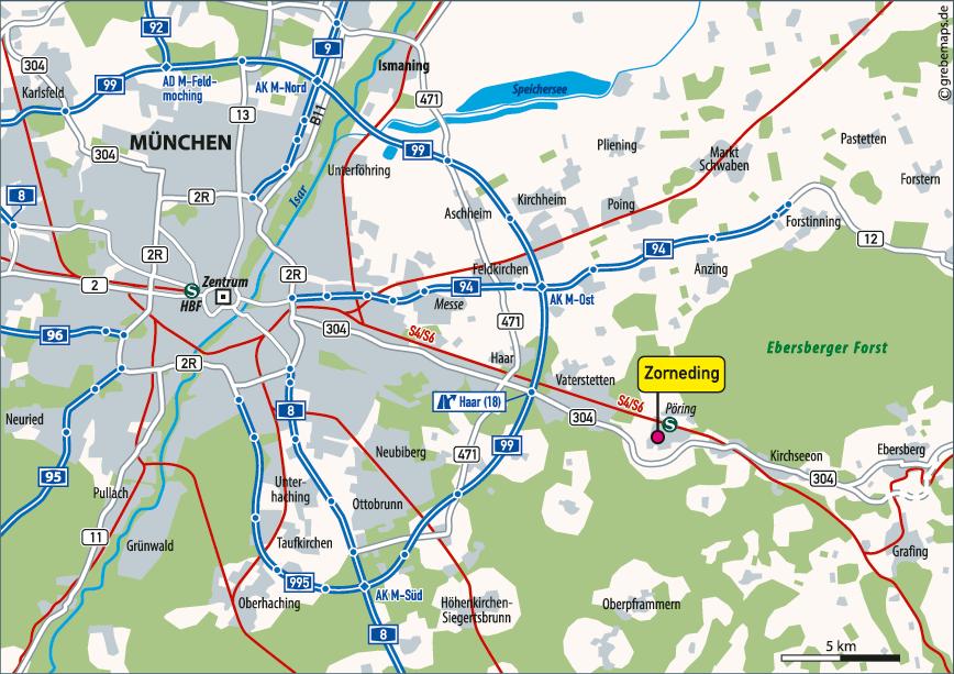 Zorneding / München