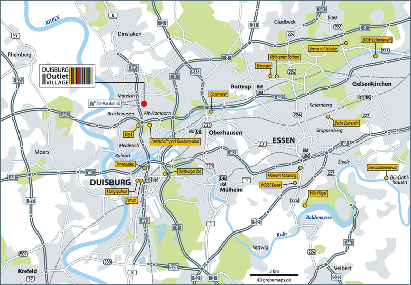 Karte Rhein-Ruhr (2)