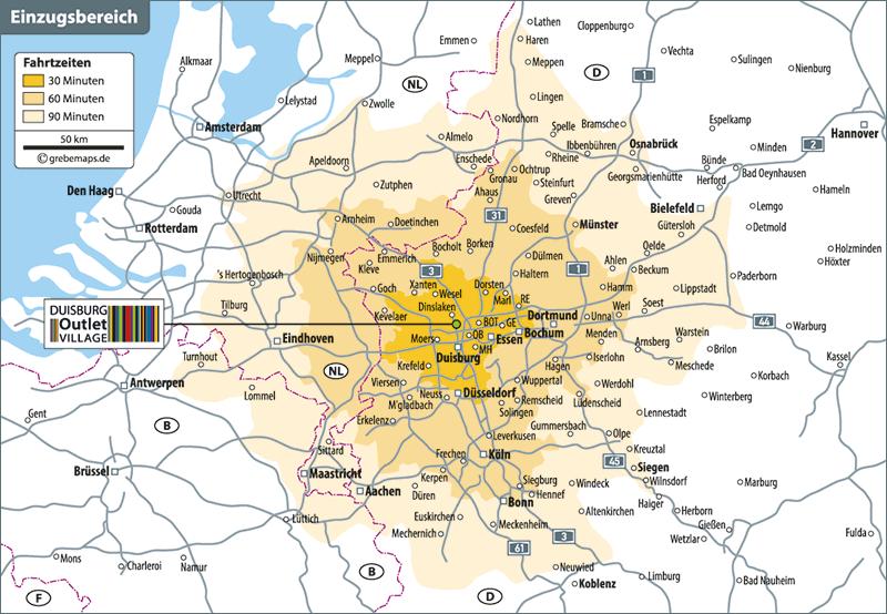Fahrzeitkarte Duisburg